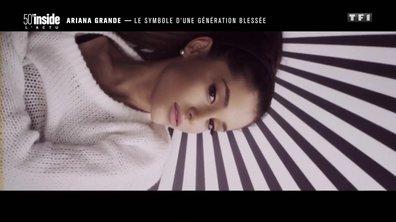 Ariana Grande, symbole d'une génération blessée mais résistante