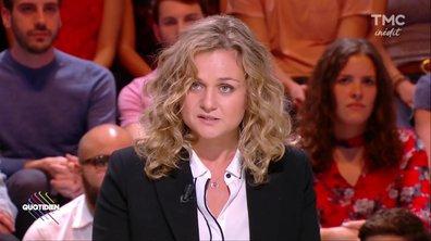 Ariane Fornia : son texte poignant
