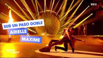 Sur un Paso Doble, Arielle Dombasle et Maxime Dereymez (Makeba)
