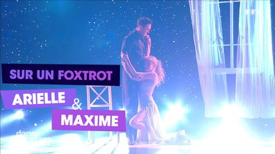 Sur un Foxtrot, Arielle Dombasle et Maxime Dereymez (Someone Like You)