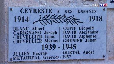 Armistice : Ceyreste a donné le nom de ses rues aux enfants du pays