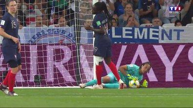 France - Norvège (0 - 0) : Voir l'arrêt de Bouhaddi en vidéo