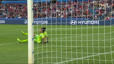 Angleterre - Argentine (0 - 0) : Voir la parade exceptionnelle de Correa en vidéo
