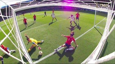 USA - Chili (0 - 0) : Voir l'arrêt miraculeux d'Endler en vidéo