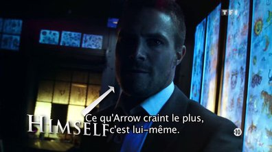 Le Making Off du combat entre Arrow et Oliver Queen