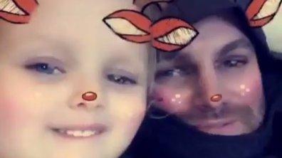 Arrow : Stephen Amell, son délire hilarant avec sa fille avant Noël