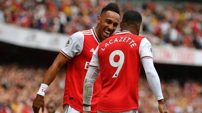 Arsenal-Burnley : Lacazette-Aubameyang, duo gagnant