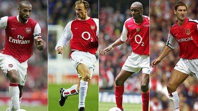 L'équipe-type d'Arsenal de l'ère Arsène Wenger