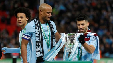 Manchester City bat facilement Arsenal en finale de la League Cup