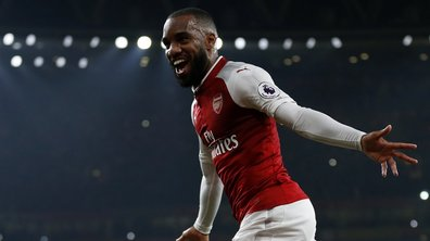 Arsenal: Lacazette égale déjà un record