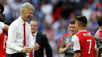 "Mercato : Arsenal - Wenger : ""Alexis Sanchez reste"""