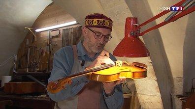 Artisans d'art : à la rencontre d'un luthier nivernais