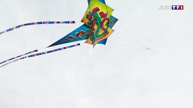 Artisans d'exception : à la rencontre d'un créateur de cerfs-volants