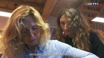 Artisans d'exception : une ébéniste au savoir-faire remarquable