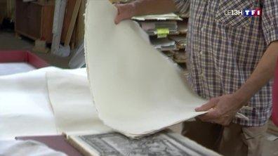 Artisans de nos régions : le papetier de Corrèze
