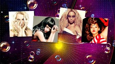 Artiste Féminine Internationale de l'année - Nominations - NRJ Music Awards 2012