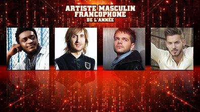 Plutôt David Guetta, Corneille, M.Pokora ou Keen' V pour les NRJ Music Awards 2013 ?