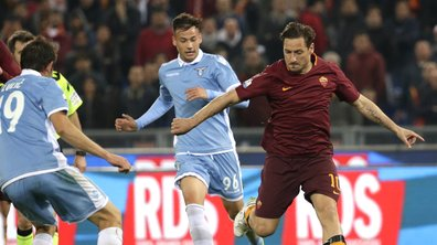 Italie - AS Rome : Totti, les hommages inattendus