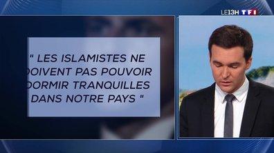 "Assassinat de Samuel Paty : ""La peur va changer de camp"", assure Emmanuel Macron"