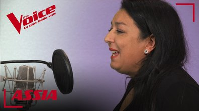 "La Vox des talents : Assia - ""Let's stay together"" - Tina Turner"