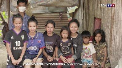 Associations humanitaires : aider malgré l'épidémie