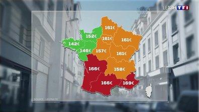 Assurance habitation : des tarifs très variables d'une région à l'autre