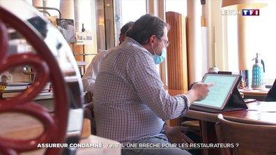 Assureur condamné : y a-t-il une brèche pour les restaurateurs ?