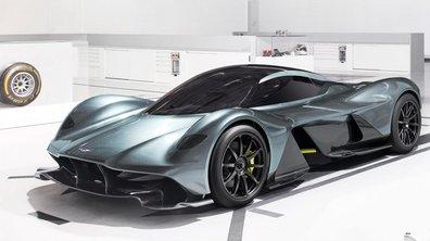 L'AM-RB 001, la dernière merveille signée Aston Martin et Red Bull