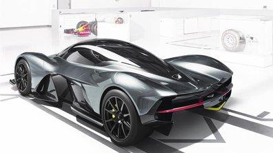 L'Aston Martin AM-RB 001 pourrait être hybride