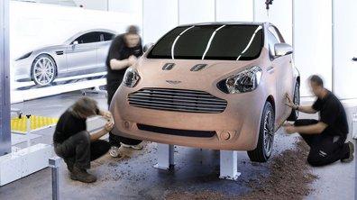 Aston Martin Cygnet : Aston se met à la micro-citadine !