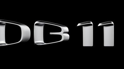 Aston Martin DB11 : la future GT confirmée pour 2016
