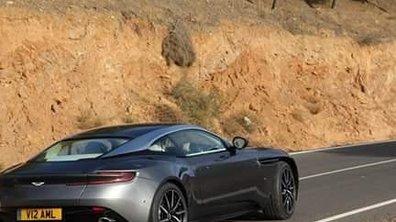 Scoop : voici la future Aston Martin DB11 !