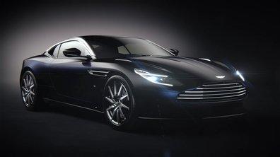 Aston Martin DB11 2016 : présentation officielle