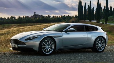 Et si l'Aston Martin DB11 était un break ?