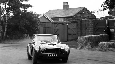 Aston Martin refabrique 25 exemplaires de la DB4 GT