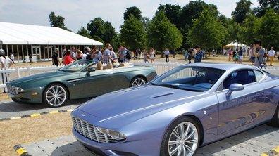 Aston Martin : Zagato crée deux voitures pour le centenaire