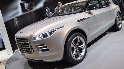 Aston Martin : confirmation du retour de Lagonda en 2012