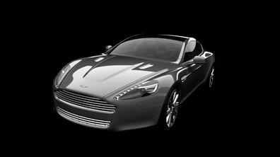 Aston Martin Rapide: premières photos
