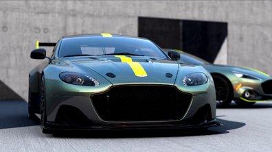 Aston Martin Vantage et Rapide AMR 2017 : Présentation officielle