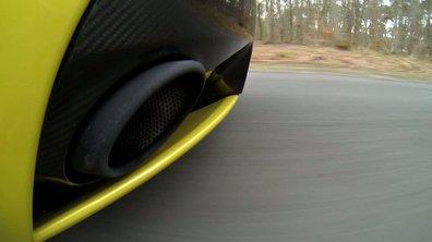 BONUS WEB : Ecoutez le V12 de l'Aston Martin Vantage S