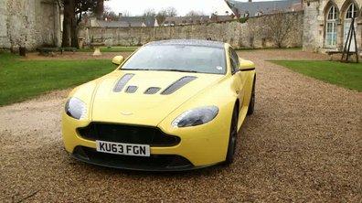 Teaser Automoto 09/02 : Retrouvez l'Aston Martin V12 Vantage S ce dimanche