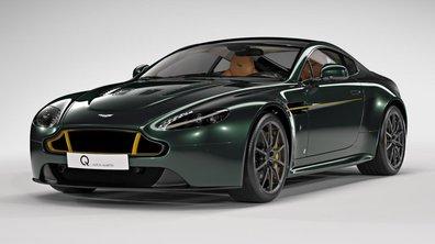 Aston Martin lance une édition (très) limitée V12 Vantage S Spitfire 80