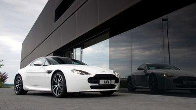 Aston Martin V8 Vantage N420 : nouvelle édition spéciale