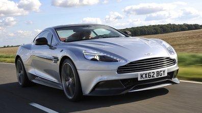 No Limit : l'essai vidéo de l'Aston Martin Vanquish 2013