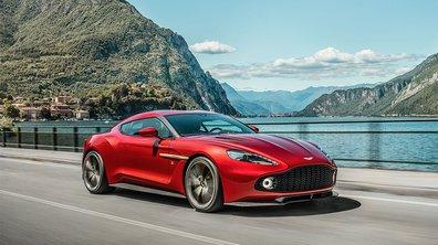 Aston Martin Vanquish Zagato: 99 exemplaires et premières livraisons en 2017