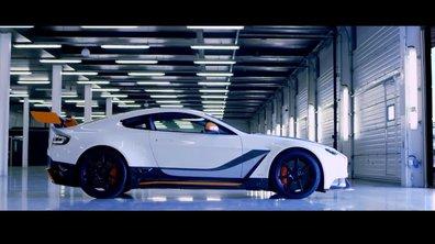 Aston Martin Vantage GT3 2015 : présentation officielle