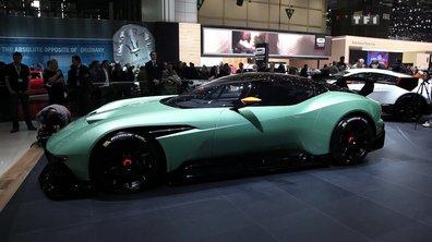 L'Aston Martin Vulcan, extrêmement vôtre au Salon de Genève 2015