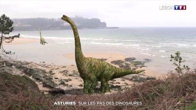 Asturies : sur les pas des dinosaures