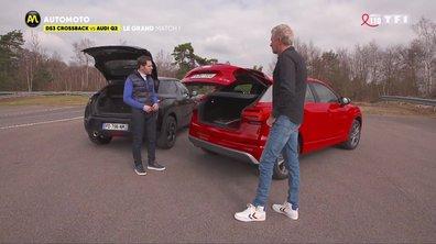 DS3 Crossback vs Audi Q2 : le grand match
