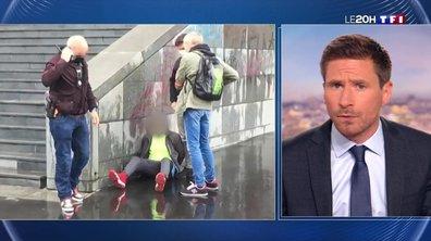 Attaque à l'arme blanche près de l'ex-siège de Charlie Hebdo : le profil du suspect
